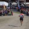 Kilian Jornet finishing The Rut 50k 2014